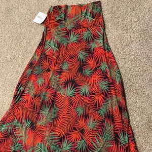NWT Lularoe maxi skirt size small